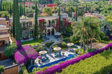 «ELITE ESTATE» Overlooking San Miguel de Allende