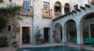 """Colonial Style Home in San Miguel`s Prime Location"""