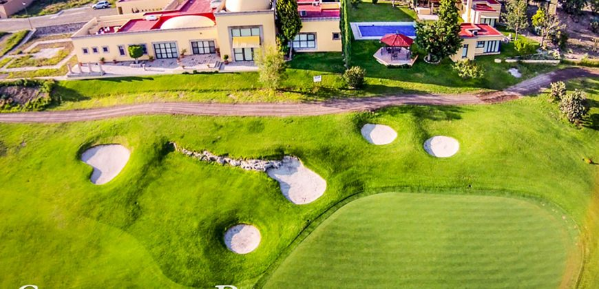 Unique Residence in Malanquin Golf Club