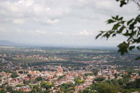 Haciendas | Lot 8 for sale | Spectacular Panoramic Views of San Miguel