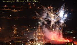 San Miguel New Year